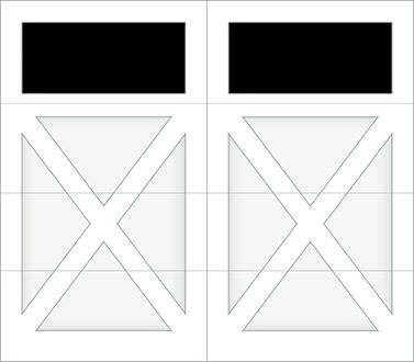 DX01S - Single Door