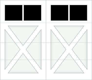 DX02S - Single Door
