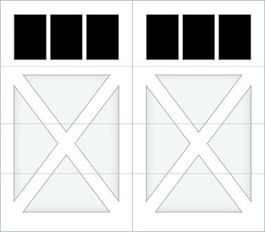 DX03S - Single Door