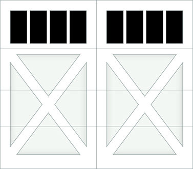 DX04S - Single Door