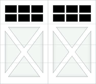 DX06S - Single Door