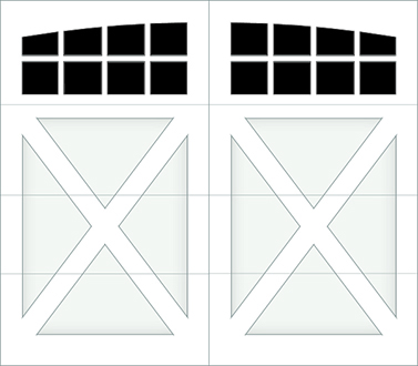 Dx08A - Single Door Single Arch