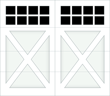 DX08S - Single Door