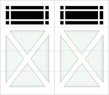DX09S - Single Door