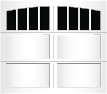 I004A - Single Door Single Arch