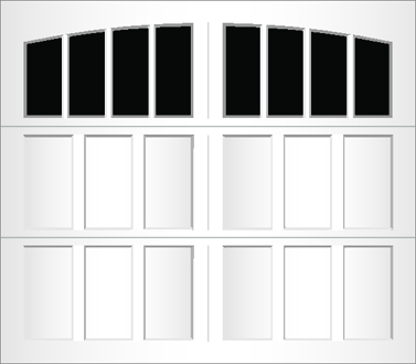 I204A - Single Door Single Arch