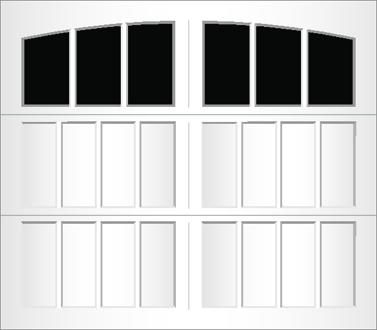 I303A - Single Door Single Arch