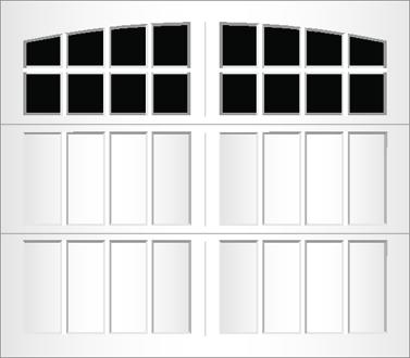 I308A - Single Door Single Arch