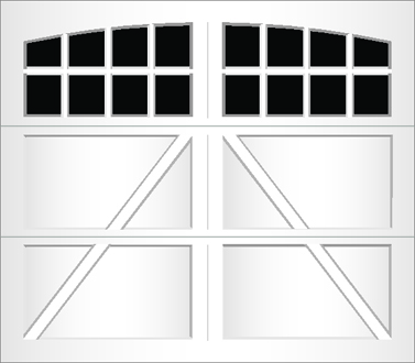 IA08A - Single Door Single Arch
