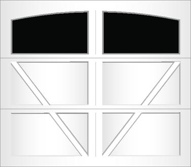 IV01A - Single Door Single Arch