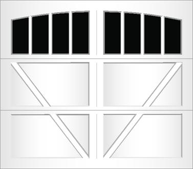 IV04A - Single Door Single Arch