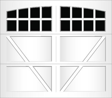 IV08A - Single Door Single Arch