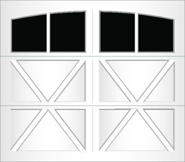 IX02A - Single Door Single Arch