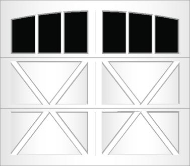 IX03A - Single Door Single Arch