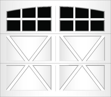 IX06A - Single Door Single Arch