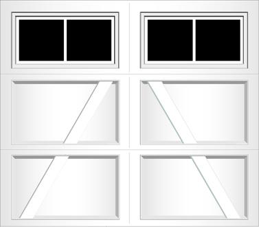 RA02S - Single Door