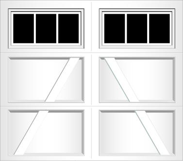 RA03S - Single Door