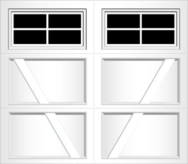 RV04S - Single Door