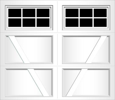 RV06S - Single Door