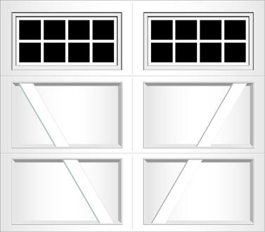 RV08S - Single Door