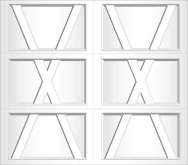 RX00S - Single Door