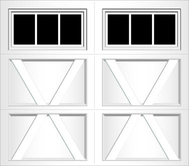 RX03S - Single Door