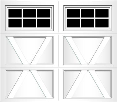 RX06S - Single Door
