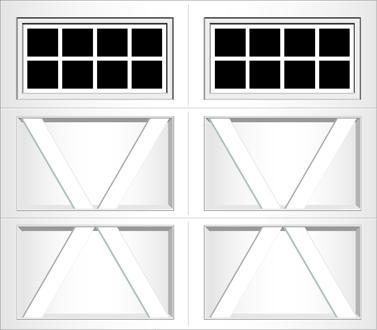 RX08S - Single Door